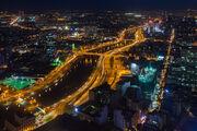 Vista de Ciudad Ho Chi Minh desde Bitexco Financial Tower, Vietnam, 2013-08-14, DD 13