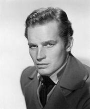 Charlton Heston - 1953