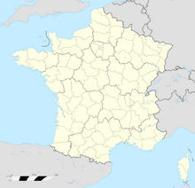 France location map-Regions and departements-2016.png
