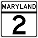 MD Route 2