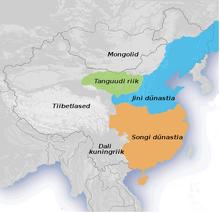 Songi dünastia 1141