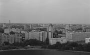Belarus-Minsk-View from above-2