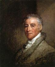 John Trumbull Gilbert Stuart 1818
