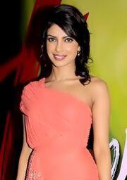 Priyanka Chopra Promoting 7 khoon Maaf
