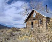 Lida, Nevada abandon house