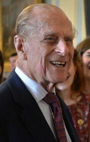 Prince Philip March 2015
