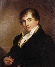 Robert Fulton - Circle of Thomas Sully