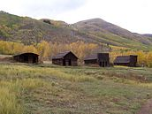 Ashcroft CO - houses