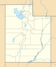 USA Utah location map.png