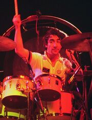 Keith Moon 4 - The Who - 1975-2