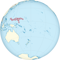 Micronesia on the globe (small islands magnified) (Polynesia centered).png