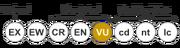 Status iucn2.3 VU et