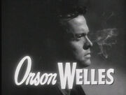 Lady from Shanghai trailer welles