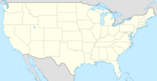 USA location map.png