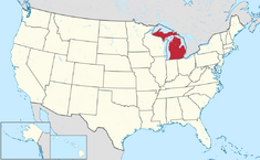 Michigan in United States.png