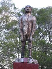 Yowie-statue-Kilcoy-Queensland