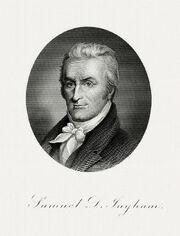 INGHAM, Samuel D-Treasury (BEP engraved portrait)
