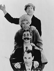 Marx Brothers 1931