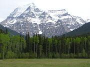 Mount Robson 2007