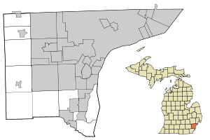 Wayne County Michigan Incorporated and Unincorporated areas