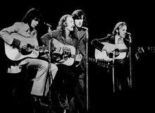 Crosby Stills Nash and Young 1970