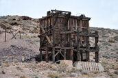 Pioneer (ghost town) ruins