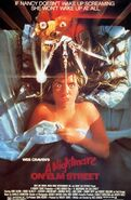 A Nightmare on Elm Street (1984) theatrical poster