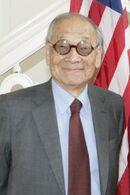 I.M. Pei (June 2006)
