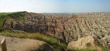 Badlands panorama1
