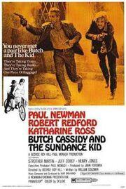 Butch sundance poster