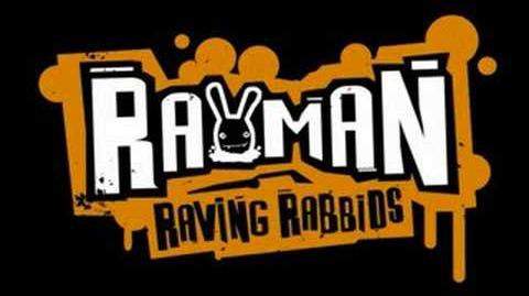 Rayman Raving Rabbids - Girls just wanna have fun
