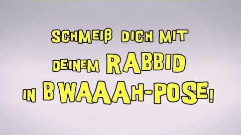 Rabbids Go Phone Again - Launch Trailer DE