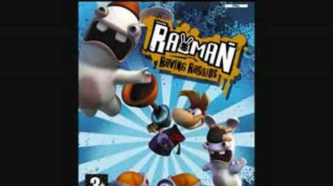 Rayman Raving Rabbids - Celebration