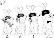 Rabbids evolution by mrgametv1994-d6xh0uc