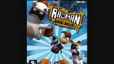 Rayman Raving Rabbids - Funky Town