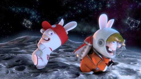 Rabbids Big Bang -- Reveal Trailer INT