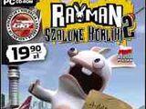 Rayman Raving Rabbids 2: Zestaw Niebieski