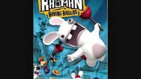 Rayman Raving Rabbids - Jingle Bells