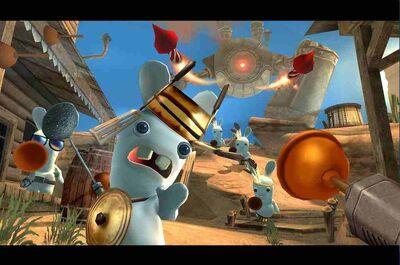 Rayman raving rabbids screen 29