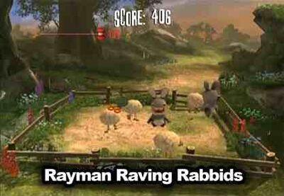 Sheep Shear Rabbids--article image