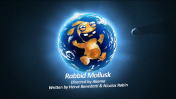 Rabbid Mollusk
