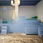 Heaven and Nevaeh the Girls room
