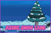 Azure Snow Land