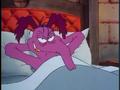 45 - Cyril Sneer Grinning As He Is Fooling Bert Raccoon In Last Legs