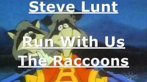 The Raccoons - Run With Us - Steve Lunt