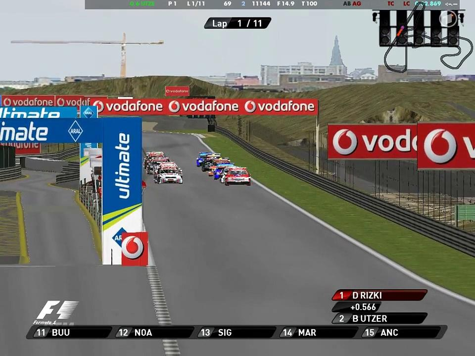 Zandvoort - Race 3