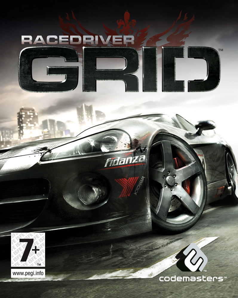 RaceDriverGrid cover