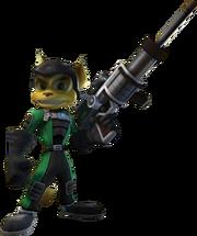 Lux's Commando Suit