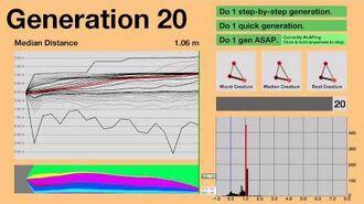 Evolution Simulator with Hurdles