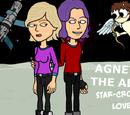 Agnetia the Alien: Star Crossing Lovers